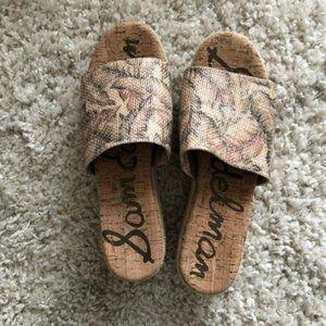 Sam Edelman Shoes - Sam Edelman Platform Espadrille Sandal 9.5